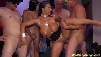big boob sexy susi brutal anal group banged