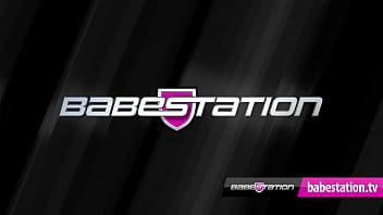 Hot Babestation X live show with Jess West & Mandy Foxx
