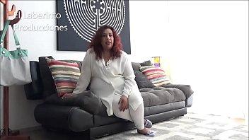 Dora 39 años madura Mexicana disfrutando su 1er casting