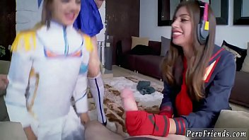 Graduation party and hot swinger couples Cosplay Queens 8 min