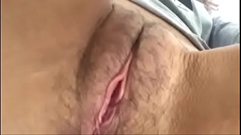 My wife's hot pussy blowing a kiss