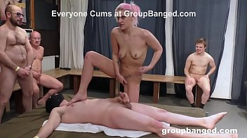 GangBang Massage with a Happy Ending