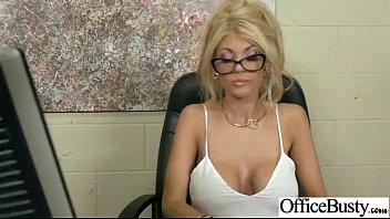 (kayla kayden) Office Girl With Big Tits Bang In Hard Style Action vid-26