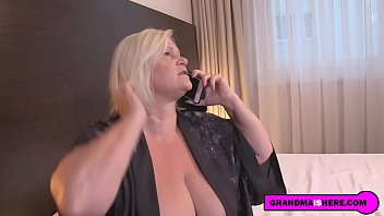 hotel service for busty grandma
