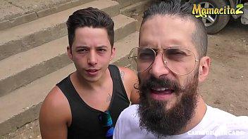 MAMACITAZ - #Logan Salamanca #Evelin Suarez - Fiery Colombian Babe Wild Sex With Young Stud
