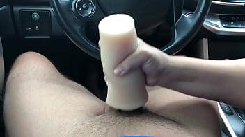 Pocket Pussy Handjob