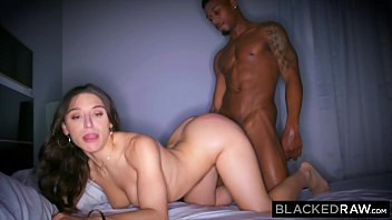 BLACKEDRAW Abella Danger Cant Resist Taking BBC After Photoshoot 11 min