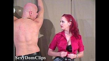Mz berlin bondage head box - Mz berlin gives a hard, sensual flogging