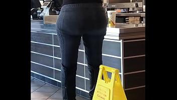 Big juicy black ass