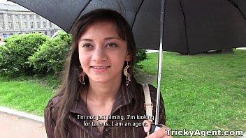 Tricky Agent - Tricky casting Shrima Malati teen-porn creampie cumshot