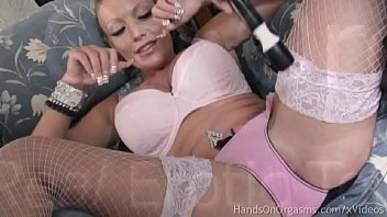 Brooke Jameson Gets Her Anus Fingered As She Is Masturbated To Orgasm