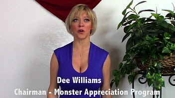 Dee Wiliams' Monster Appreciation Program