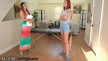 Allgirlmassage Daughter-In-Law Lets Milf Use Her For Practice!