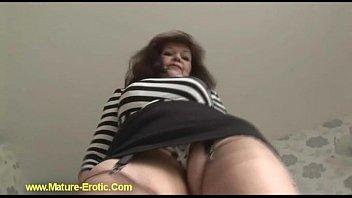 fat bbw mature granny hairy hoschen