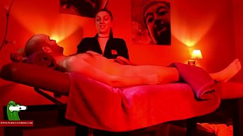 This is a massage session with a very happy ending ADR0128 Vorschaubild