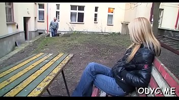 Hot old and young action with hot legal age teenager pussy finger screwed