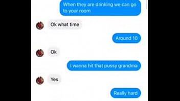 Freak grandma