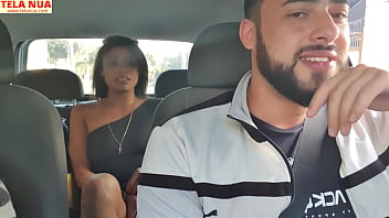 I WENT TO GET MY LITTLE PRIME FROM RIO DE JANEIRO, BELIEVE THAT SHE HAS ALREADY COME WITHOUT PANTIES FOR ME TO TAKE IT INSIDE THE CAR! ANGEL DINIZZ - LEO SKULL