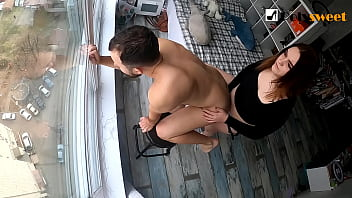 Streaming Video The husband fucked a young mom, and then she fucked him. (a lot of cum, no condom) - XLXX.video