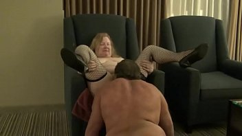 Girl I met on Meetfat.com showing her pussy for all to see
