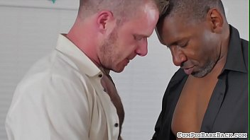 Bear clip endowed free gay hunky well - Hunky bear cums while riding black cock