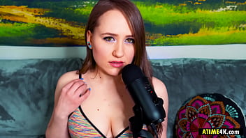 Lizzie Love's toy helps her squirt