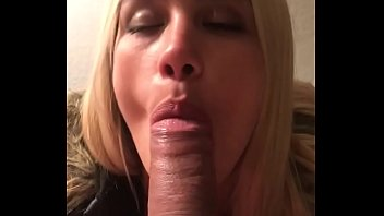 She Skipped The Turkey On Thanksgiving & Ate This Big Ass 8 Inch Uncut Cock Instead
