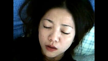 Asian cute girls having orgasms face compilation