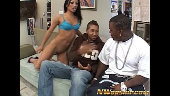 hot girl interracial porn with big black dick for her pussy and mouth