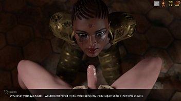 Long Live The Princess: Chapter 36 - Samarra's Anti-Demonic Blowjob