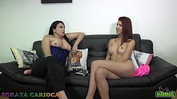 Today's sofa test is with the porn star Pernocas - Soraya Carioca