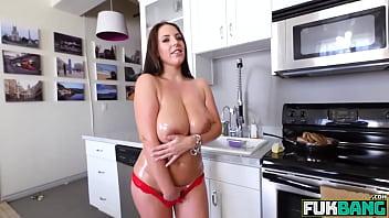 Angela White Her 32 Double G Tits Breathtaking