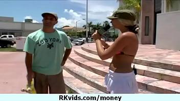 Hard sex for money 7
