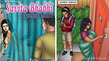 Savita Bhabhi Episode 125 - Raging Boner