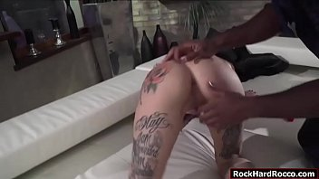 Busty Megan Inky gets analed by bbc