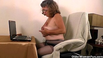 Grandma is feeling frisky tonight thumbnail