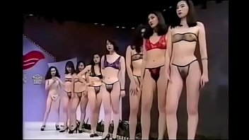 College girl lingerie fashion showvideo Lingerie fashion show 1