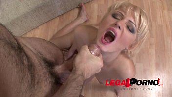 Sexy blonde Pandora Gapes In POV NR008