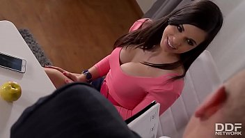Ultra Sexy Big tits Pornstar Nekane Hardcore Fucked in the Office!