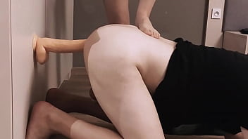 The mistress destroys the guy's anal as soon as she can! - Family Domination