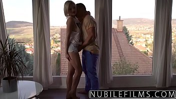 Nubilefilms - Perfect Young Blonde Loves To Fuck