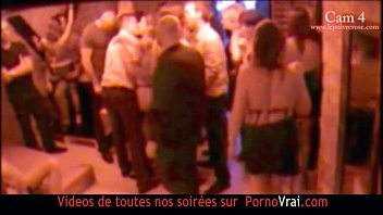 Winnipeg swinger club - French hidden cam in a swinger club part 4