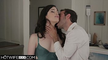 Fresh New Hotwife Evelyn Claire Takes A Big Cock