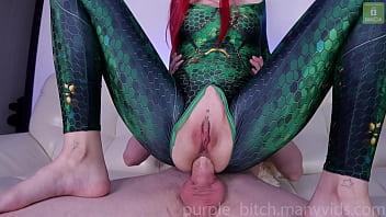 Mera gets big dick in ass