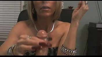 long nailed milf from Milfaholico .com does it again