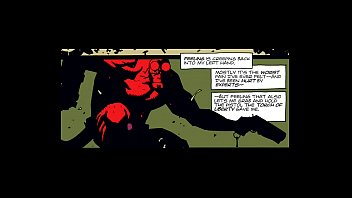 Hellboy Comic Chapter 1 Part 3