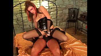 Fetish #10 - Kinky sluts love to get fucked in leather