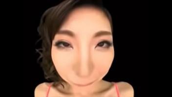 Misaki's virtual kiss