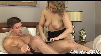 Free videos mature sluts - Mama rides wang as a cowgirl