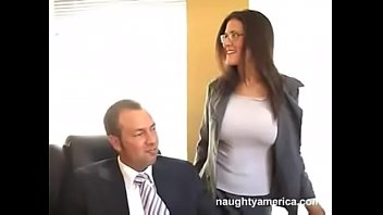 Juliana kincaid naked - Austin office 3some